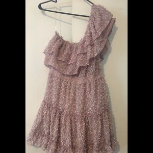 Rubber Ducky Productions, Inc. Dresses - NEW w/out tags: Light Pink Ruffle Dress